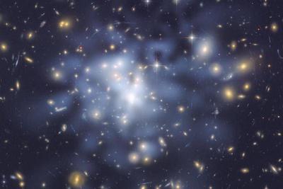 如何创造一个宇宙?少量普通物质+大量暗物质和暗能量