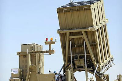 """以色列""""铁穹""""系统是如何实现领空防御的?"""