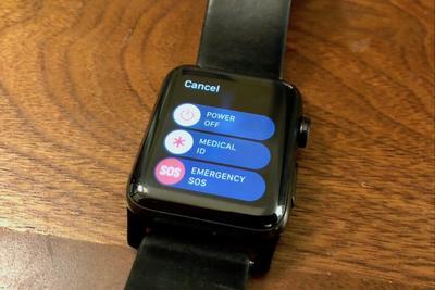 一些Apple Watch用户在睡觉或运动时不断地意外拨打911