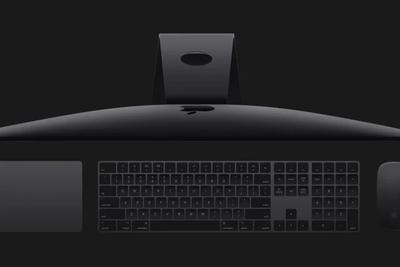 苹果已停止销售 iMac 的 Magic 妙控太空灰配件