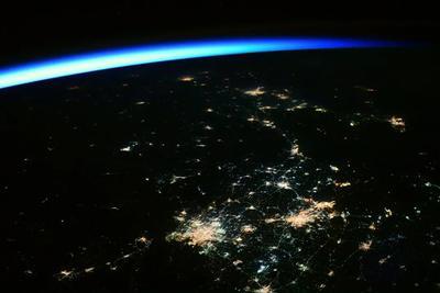 """""""欢迎3名中国航天员,本周太空人口增加43%"""""""