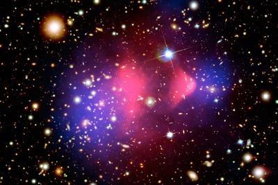 我们离揭开暗物质的神秘面纱还有50年?