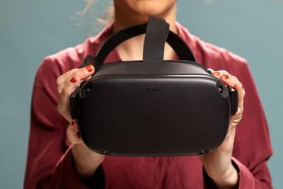 Facebook推出VR头戴设备Oculus Quest系统更新:新增多任务处理