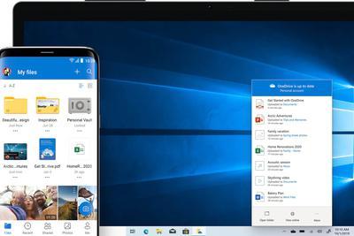 微软OneDrive将支持简单的照片编辑功能