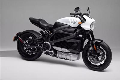 哈雷-戴维森发布LiveWire One电动摩托车:售价21999美元