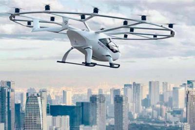 """日本有望在2025年开展""""飞行汽车""""出行业务"""