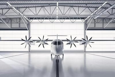 Heart ES-19:专为城市间清洁旅行而打造的电动飞机