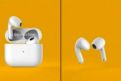 消息称AirPods 3将与iPhone 13同场发布:立讯和歌尔代工