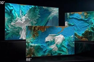 三星 99 英寸 Micro LED 电视延期发货,原因是良率不足
