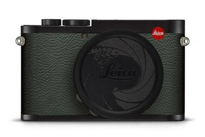 徕卡Q2 007限量版相机将发售:全球限量250台