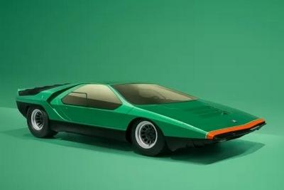 引领汽车设计二十年!盘点五款震惊世界的楔形概念车