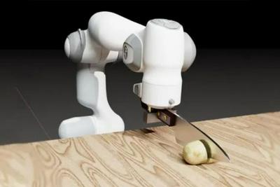 加州大学教会机器人切菜,还能给人做手术