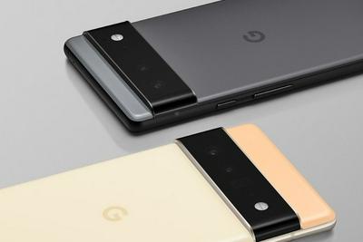 """谷歌官方自曝光未发布的Pixel 6系列 内置""""张量芯片"""""""