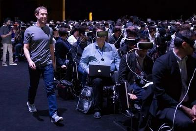 扎克伯格:元宇宙,就是下一张互联网
