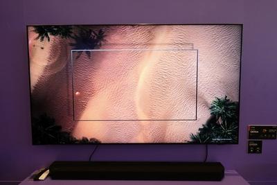 上半年全球电视出货9830万台 三星出货量排名第一