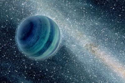 流浪行星上会出现生命吗?