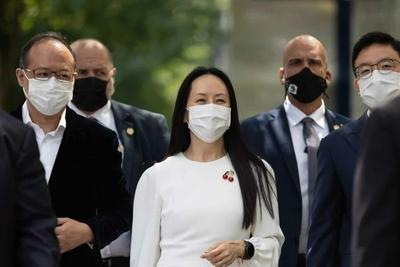 中国公民孟晚舟被非法拘押将满1000天,加拿大,放人!