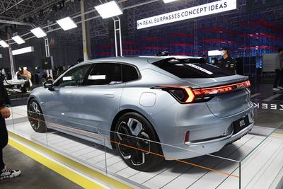 新能源汽车半年卖3万辆 吉利未来押注几何和极氪汽车