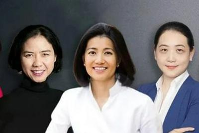 中国最会赚钱的5位女人