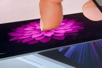 专利申请显示未来iPad屏幕可能会增加触觉反馈功能