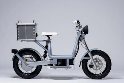 Cake公司推出适合城市骑行的电动轻便摩托车