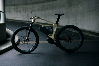 宝马推出i Vision AMBY电动自行车:最大续航300公里