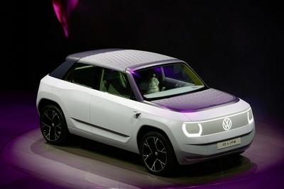 大众展出新电动概念车ID.Life:售价将低至2万欧元,2025年推出