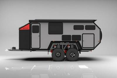 澳大利亚制造商Bruder推出EXP-8拖车 越看越想买!