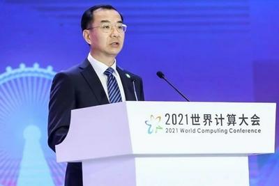 刘烈宏到联通后提出首个战略:大计算战略