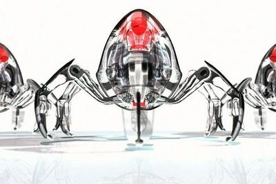 中国科学家用蜘蛛丝造出纳米机器人