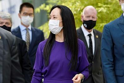 加拿大权威媒体:美国司法部正与华为、孟晚舟律师谈判,或可让她回中国