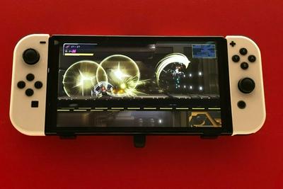 任天堂Switch OLED版首批真机照出炉:10月8日正式发售