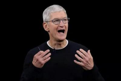 苹果CEO库克避谈元宇宙:我远离流行语,更愿意称之增强现实