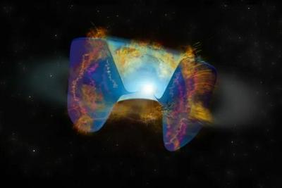"""绚烂的超新星爆发背后,可能是一颗""""消化不良""""的中子星"""