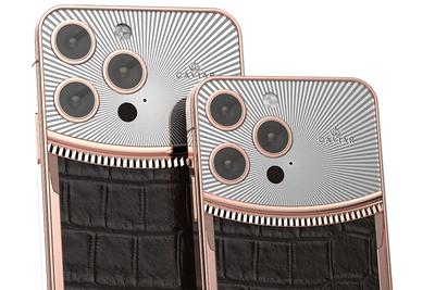 Caviar推出苹果iPhone 13 Pro/Max定制款,最高达27.357万元