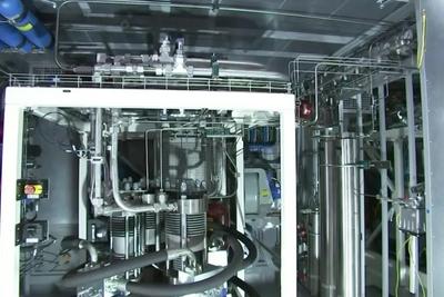我国自主研制首套产量达到吨级的氢液化系统调试成功!