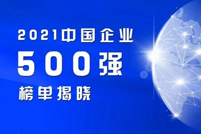 2021中国服务业企业500强出炉:中国移动、京东、阿里位列前十
