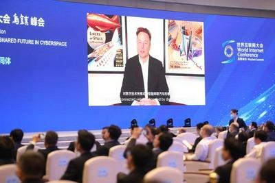 马斯克:特斯拉中国用户所有个人信息都安全储存在中国国内