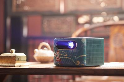 联想x敦煌发布智能投影仪T500:亮度仅1400流明 首发2999元