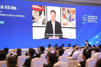 马斯克:特斯拉已在中国建立数据(视频)