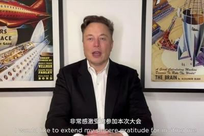马斯克:数据安全决定车联网成败 特斯拉加大中国投资研发力度