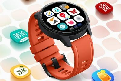 小米Watch Color 2手表预热:支持多款第三方App,可测星座/算账