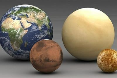 """科学家发现地球金星""""两兄弟""""在碰撞中成长"""