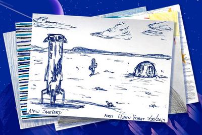 蓝色起源要求应聘者写载人航天小论文 面试过程长达5小时