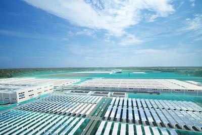 福特宣布新建大型电动皮卡工厂与三个电池超级工厂