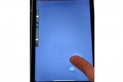iPad mini 6屏幕变形致图像显示失真!用户喊话苹果召回换新