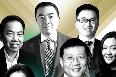 2021年中国最具影响力的30位投资人:沈南鹏张磊等上榜