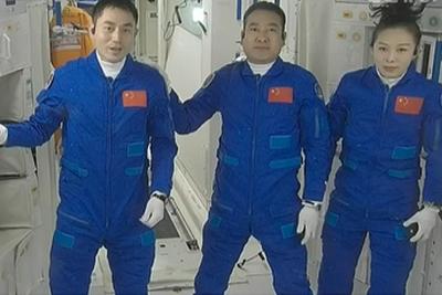 神舟十三号航天员进驻天和核心舱:男女航天员太空生活有什么区别?