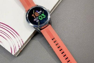 乐视发布Letv WATCH W6智能手表:支持血氧饱和度、心率监测等