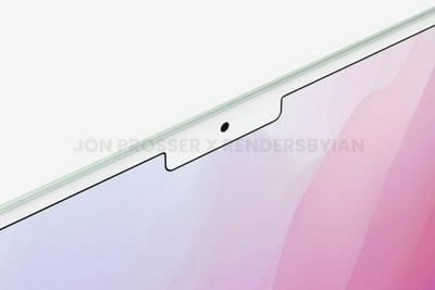 2022年款MacBook Air渲染图曝光:刘海屏、Magsafe充电口